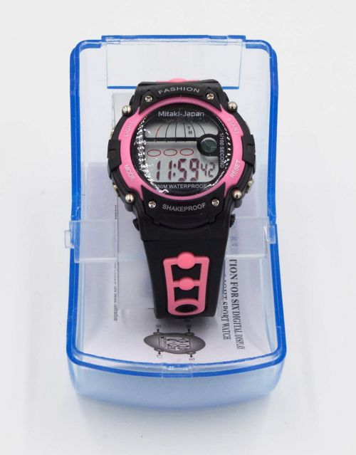 Reloj deportivo para dama.  -imagen-principal