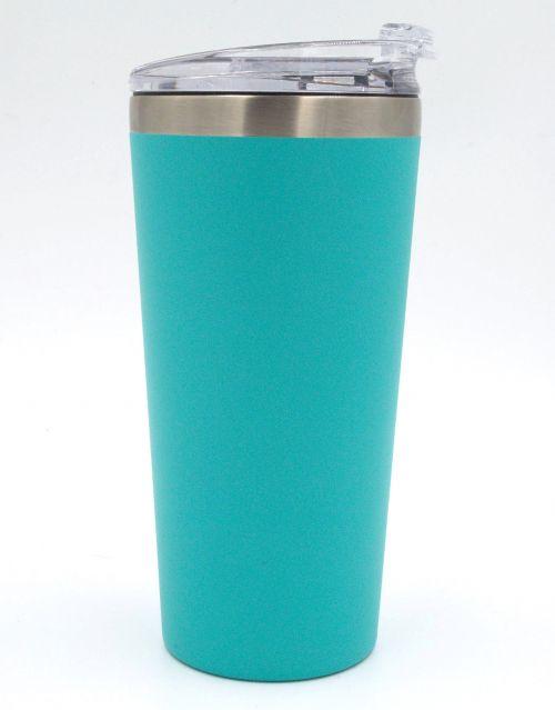 Con este vaso termo lleva tu bebida contigo a donde vayas. Importado de USA.-portada