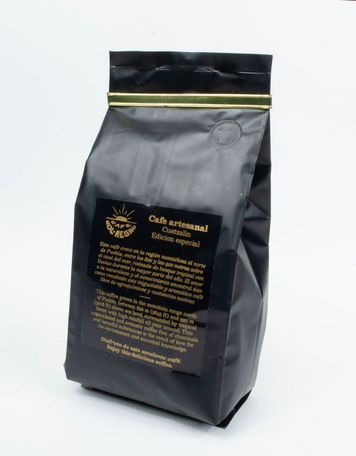 Delicioso Café artesanal Cuetzalin . ¡Un producto con propósito!.-portada
