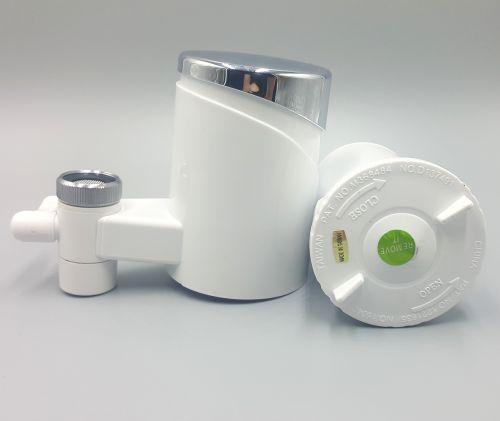 Filtro de agua para el lavabo. -imagen-principal