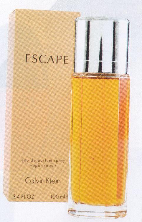 Escape Calvin Klein -portada